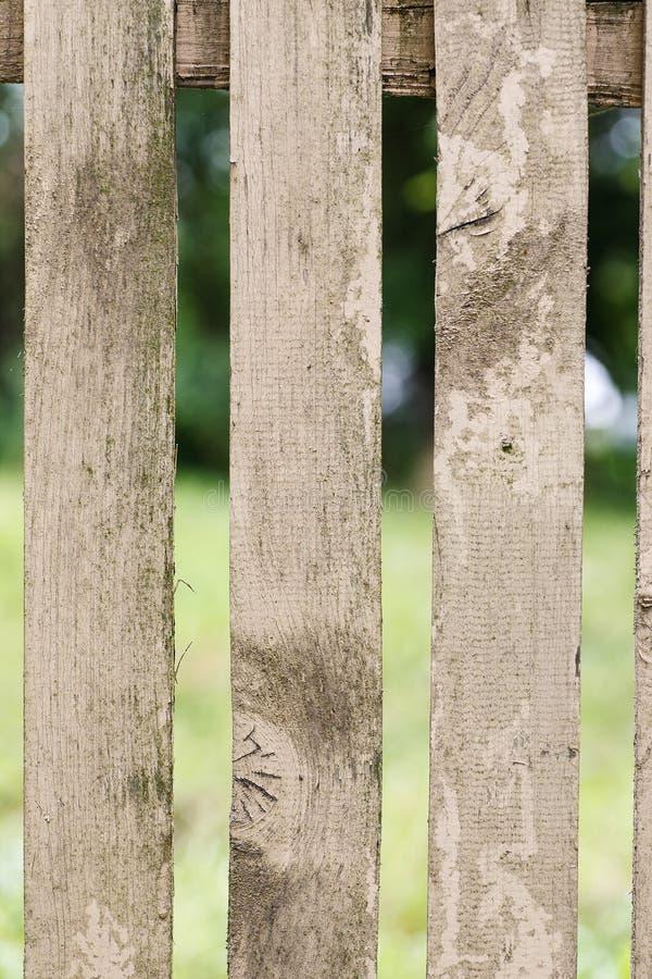 Tablones resistidos de madera, al aire libre textura abstracta, vertical imagen de archivo libre de regalías