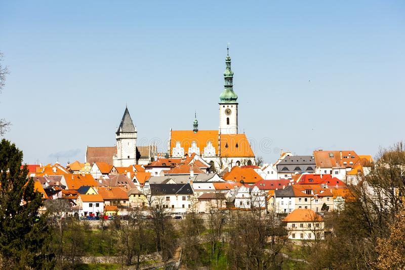 Tabor, Czech Republic royalty free stock images