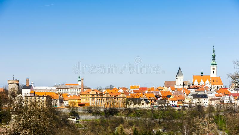 Tabor, Czech Republic royalty free stock photo