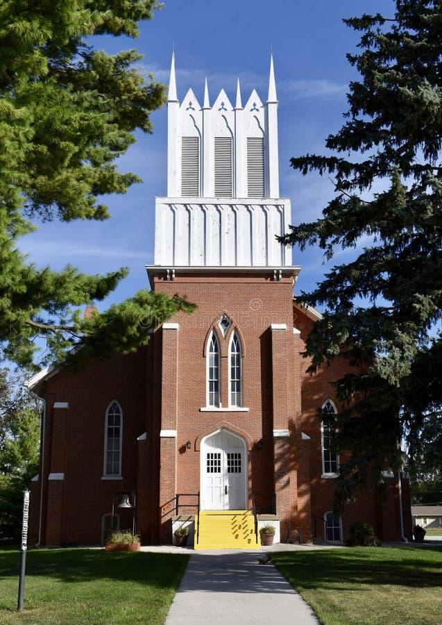 Tabor kościół obraz royalty free