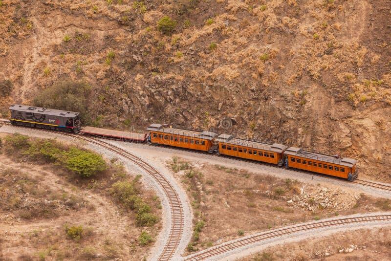 Taborowa przejażdżka W Ameryka Południowa obraz stock