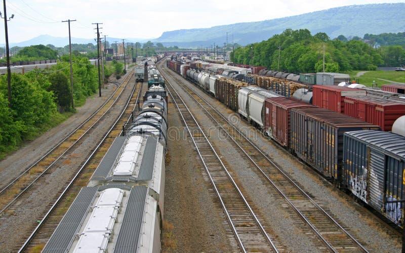 taborowy Chattanooga jard zdjęcia stock