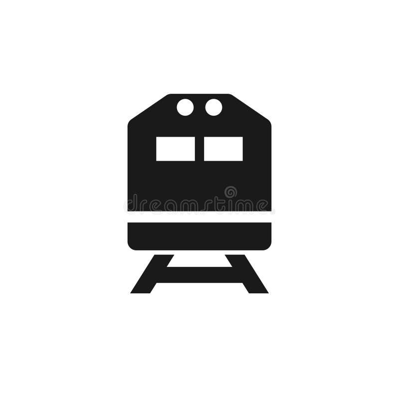 Taborowy ikona graficznego projekta szablonu wektor ilustracja wektor