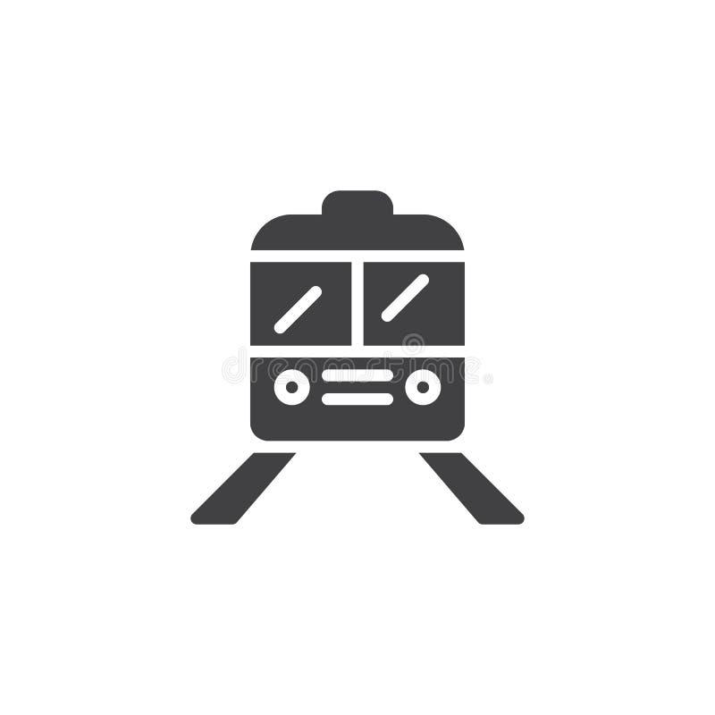Download Taborowy ikona wektor ilustracja wektor. Ilustracja złożonej z wypełniający - 106918981