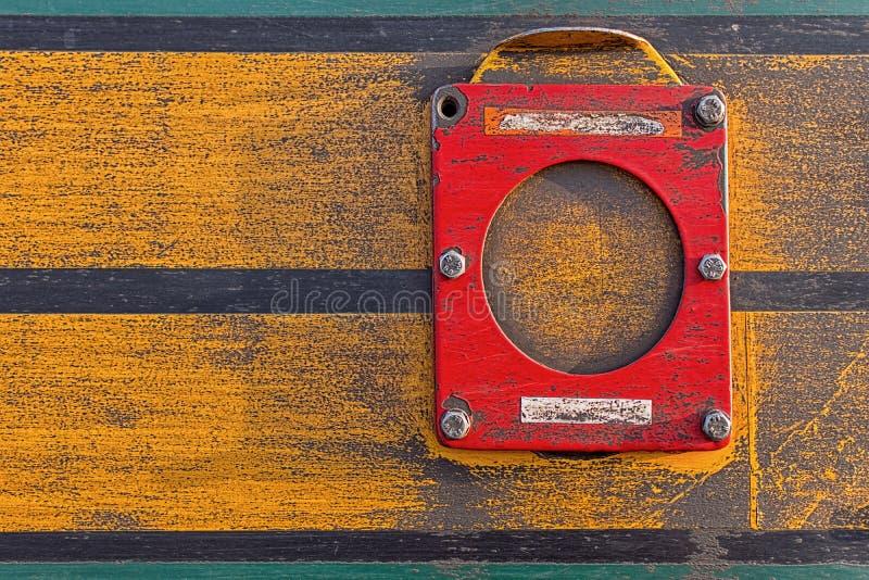 Taborowy szczegółu zakończenie Up Stary Ośniedziały Lokomotoryczny Abstrakcjonistyczny tło Brudna Przemysłowa metal tekstura obraz stock