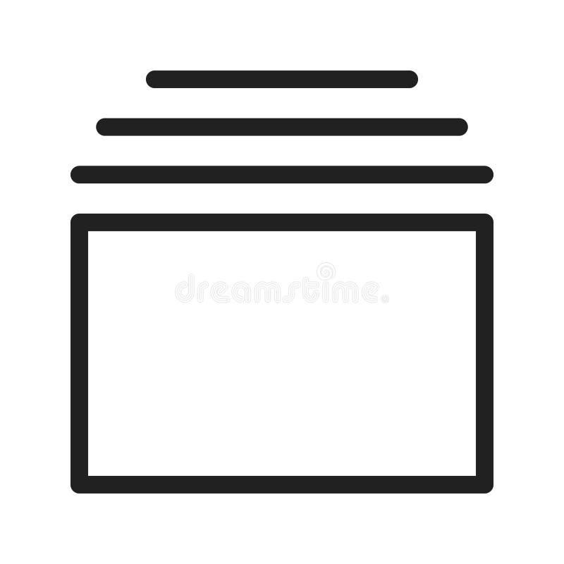 Tabs vector illustration