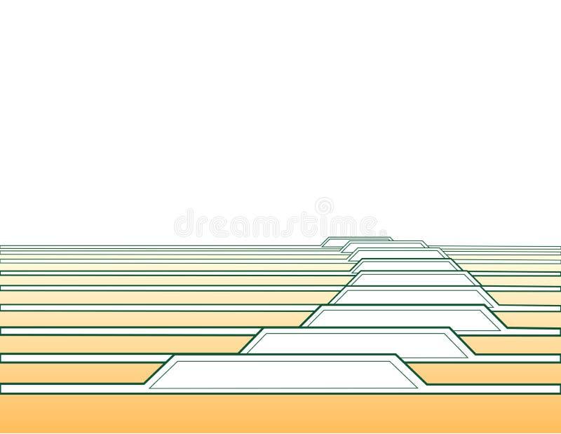 Etiquetas del vector imagen de archivo