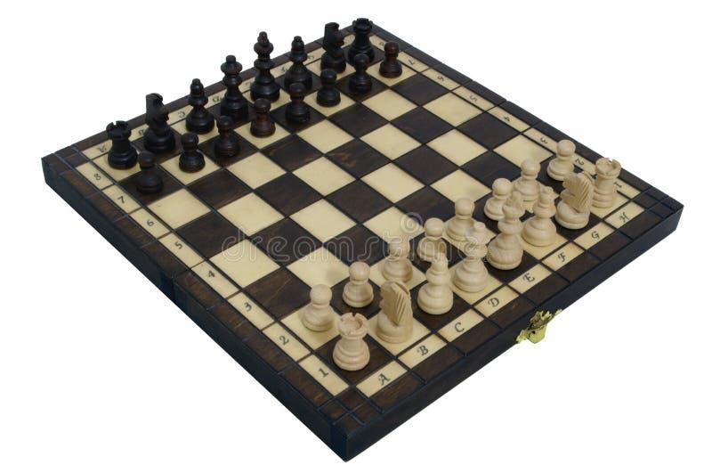 Tabuleiro de xadrez imagens de stock royalty free