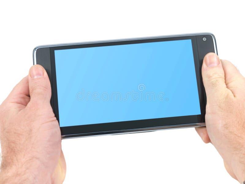 Tabuleta do Android imagem de stock