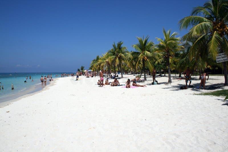 tabyana пляжа стоковое фото rf