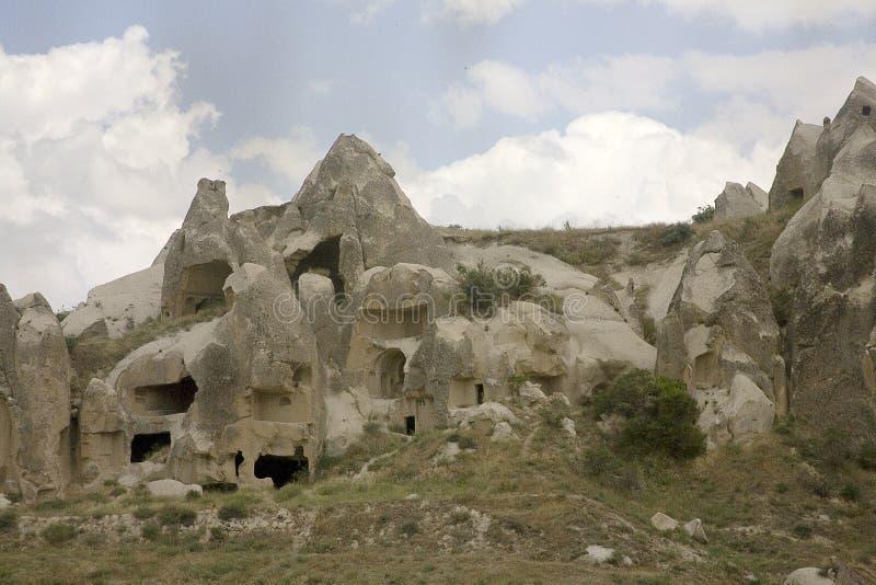 Tacchino di Cappadocia fotografie stock