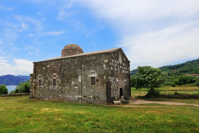 Tacchino di ordu del persembe della chiesa di Yason immagine stock