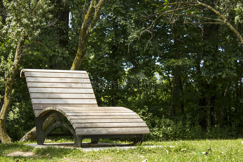 Tache de lecture de parc photos libres de droits
