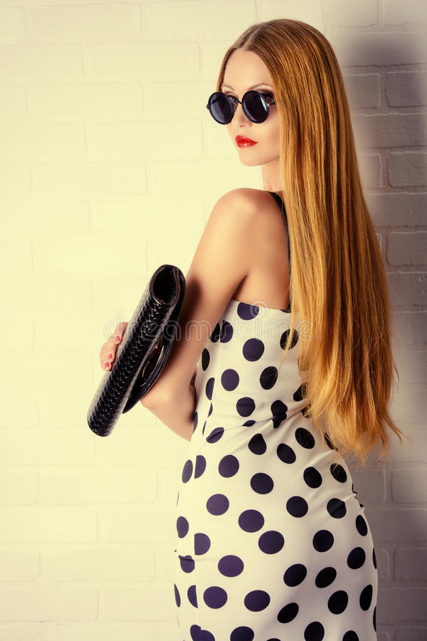 Tache de mode photographie stock libre de droits