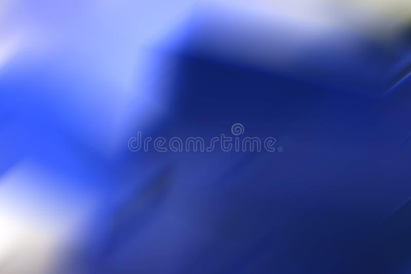 Tache floue bleue images libres de droits