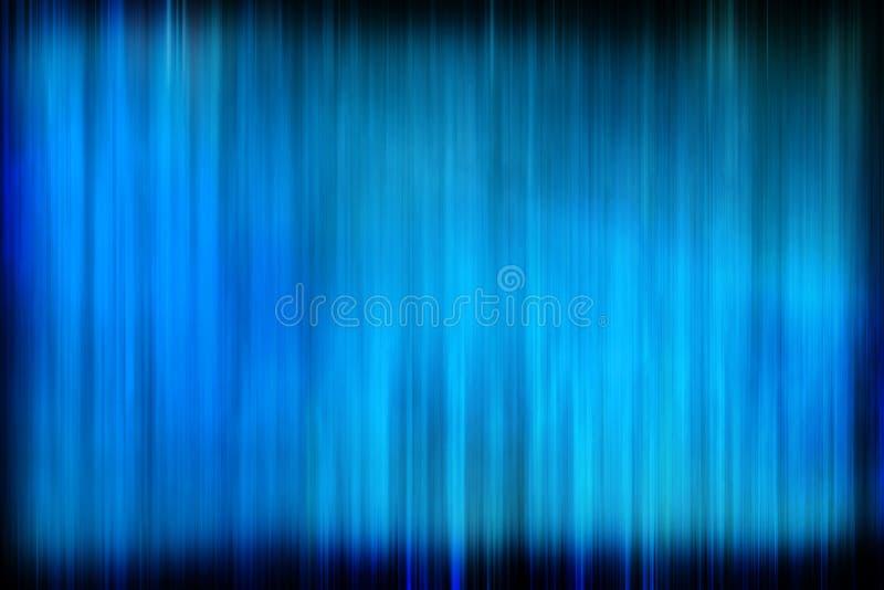 Tache floue bleue abstraite avec une trame image libre de droits