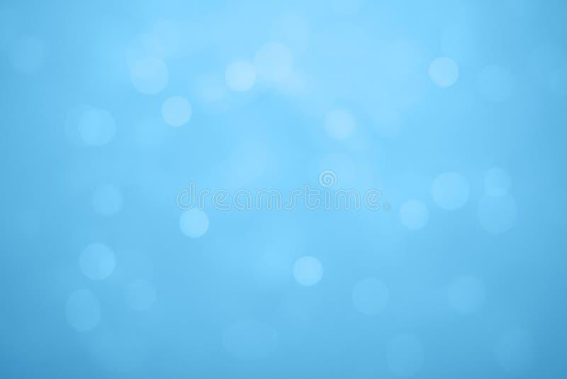 Tache floue bleue de fond image stock