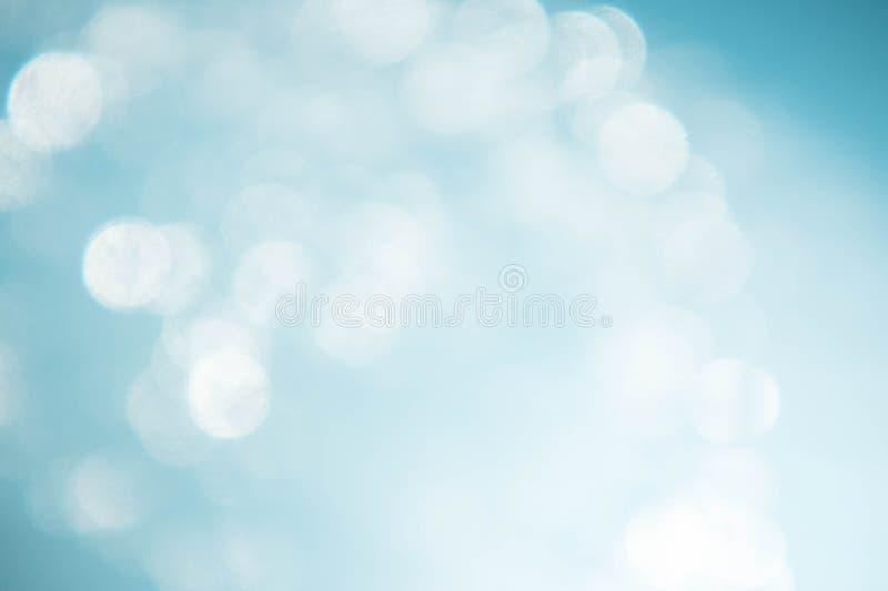 Tache floue de bokeh de couleur de texture et fond abstraits de lumière photos stock