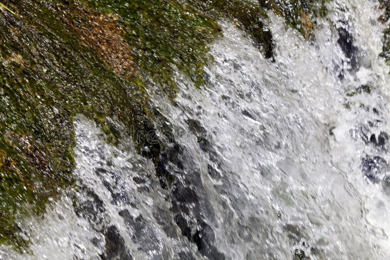 Tache floue de l'eau photos stock