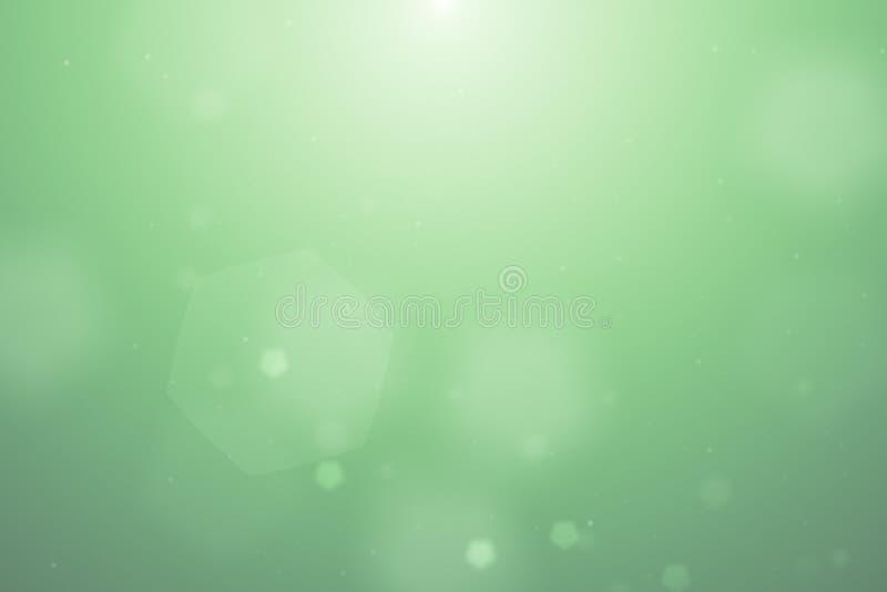 Tache floue et fond mou illustration de vecteur