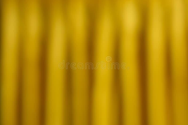 Tache floue jaune images libres de droits