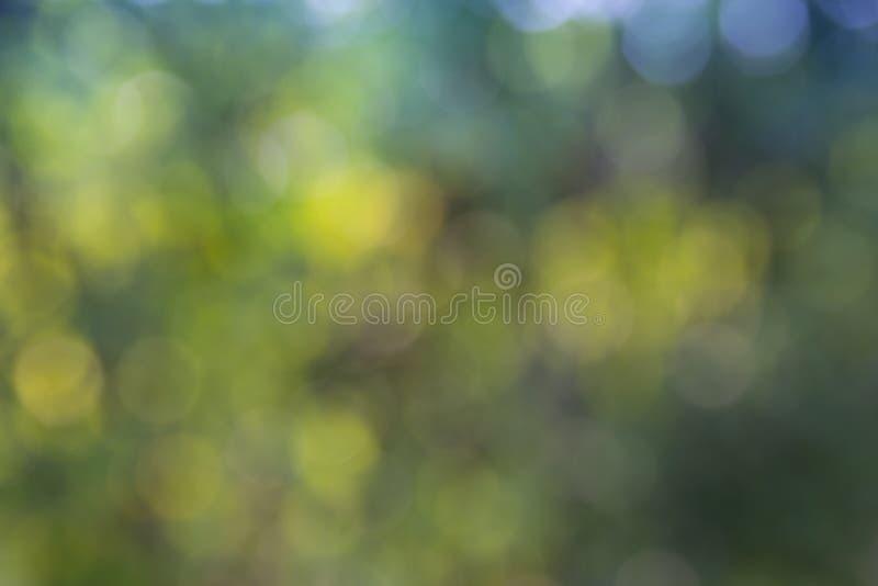 Tache floue verte image libre de droits