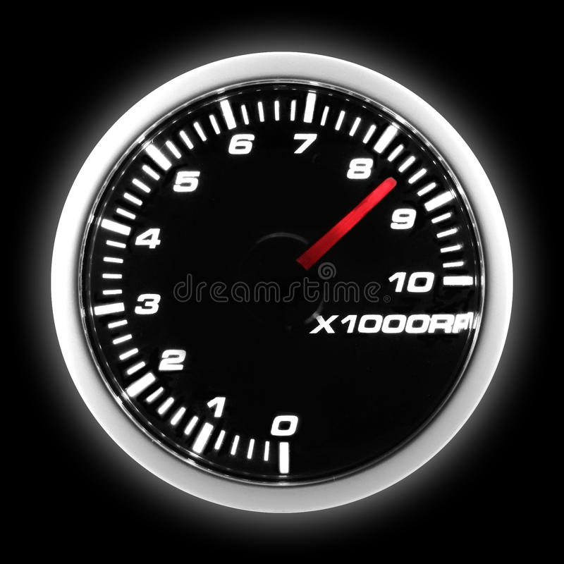 Free Tachometer Stock Images - 11409334