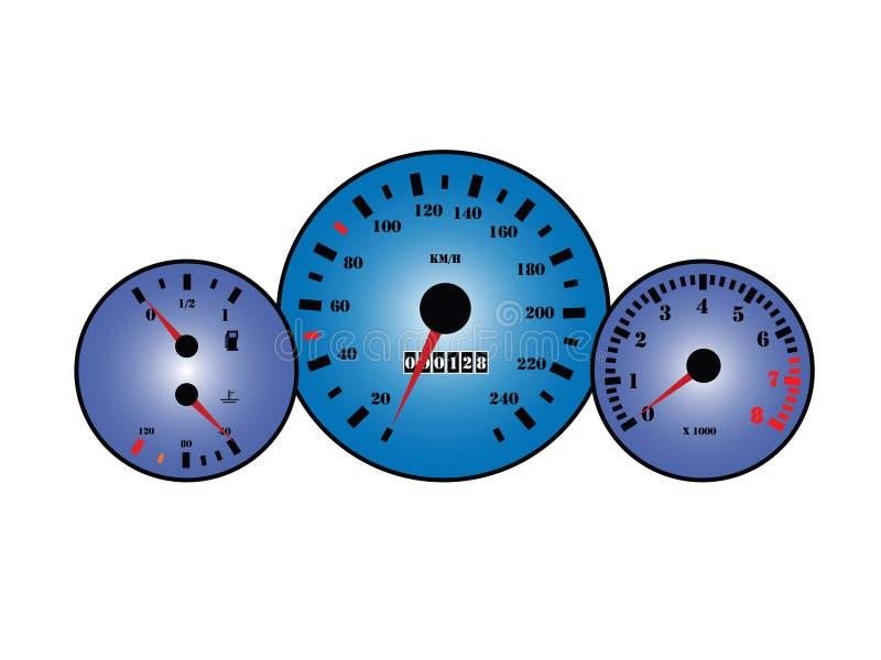tachometer ελεύθερη απεικόνιση δικαιώματος