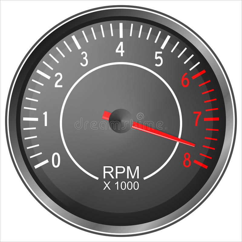 Free Tachometer Royalty Free Stock Images - 37845169