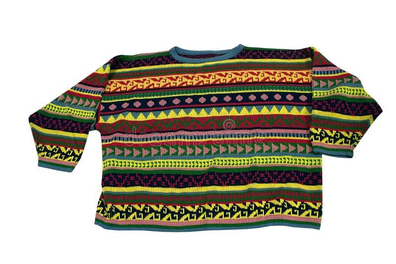 Tacky Sweater stock photography