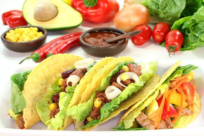 Taco fotografia de stock royalty free