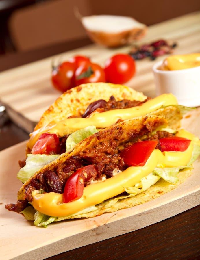 Taco arkivbilder