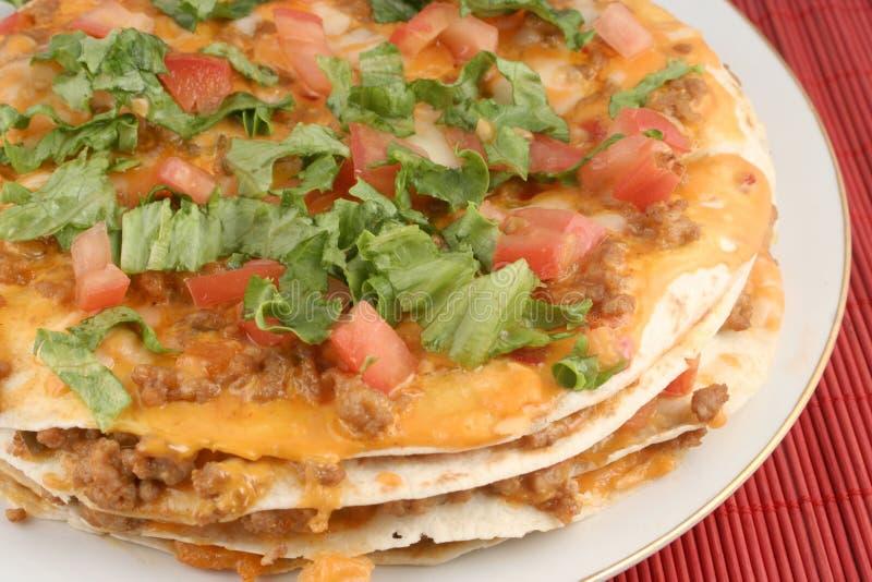 taco pizzy zdjęcia stock
