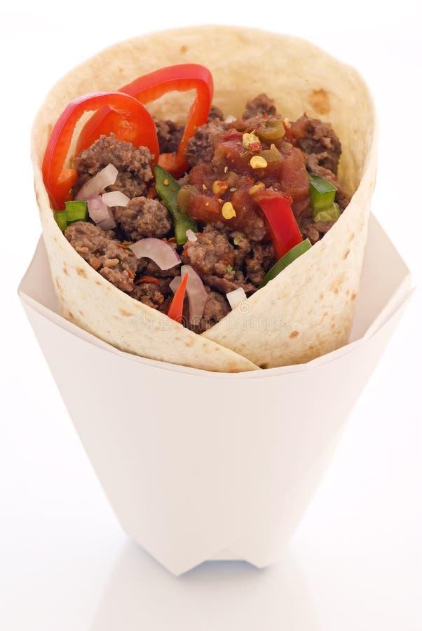 Taco's royalty-vrije stock foto