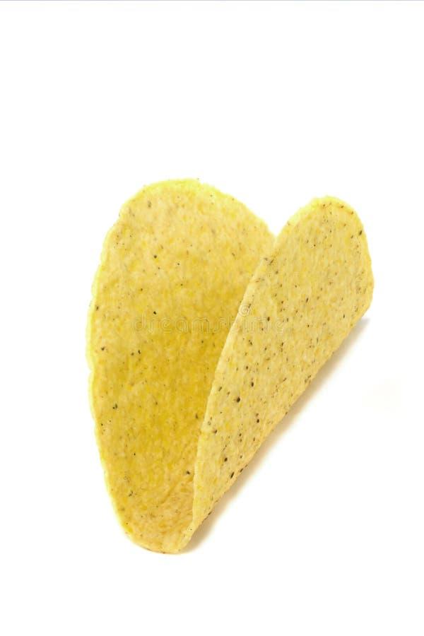 Taco Shell zdjęcie royalty free