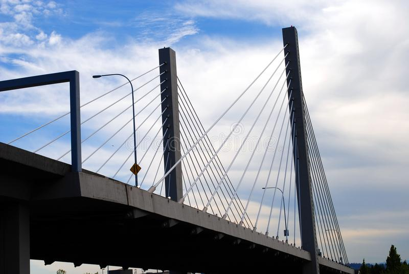 Tacoma Bridge Stock Images