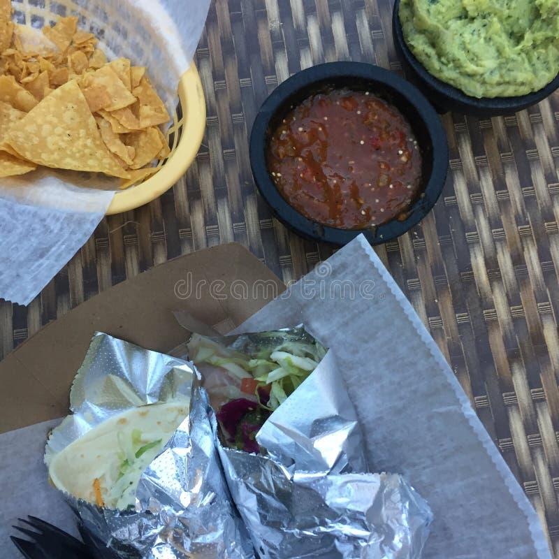 tacos royaltyfri foto