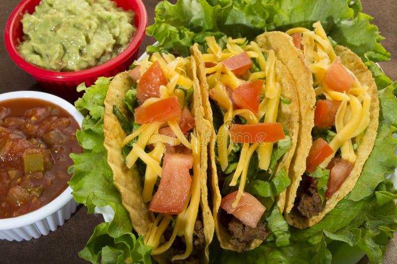 Tacos imagen de archivo