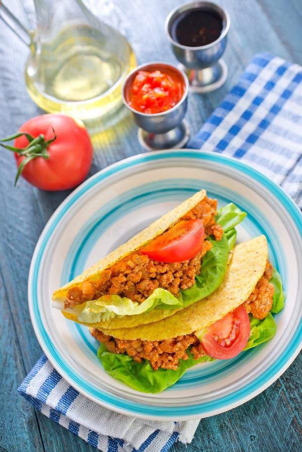 tacos photos libres de droits