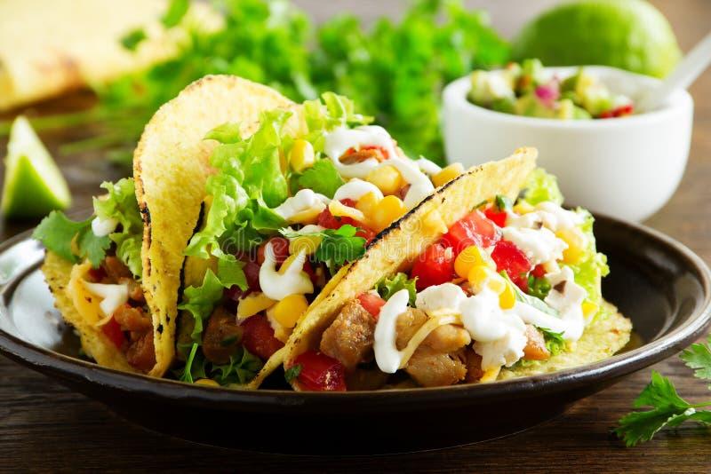 tacos royalty-vrije stock foto
