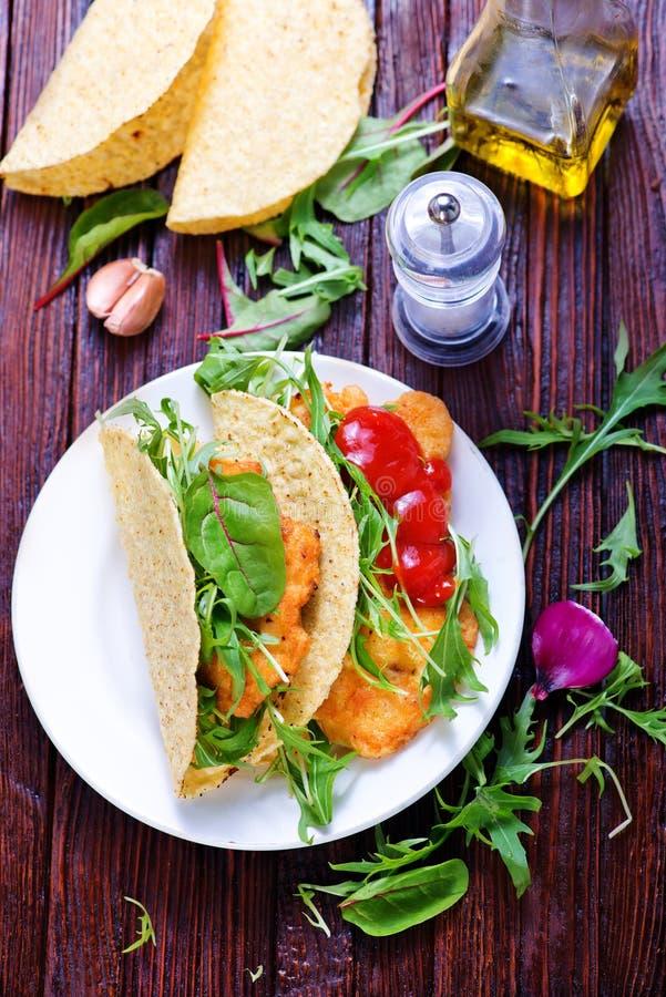 tacos foto de stock