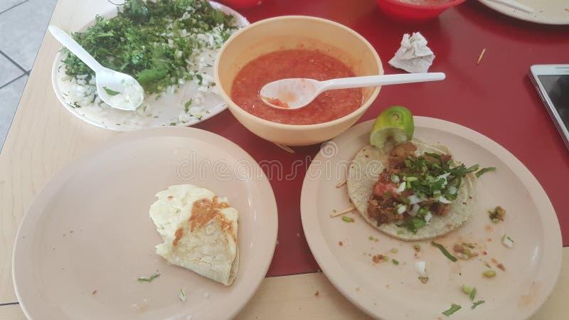 tacos arkivbild