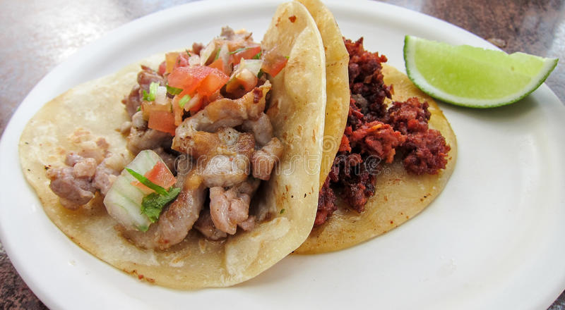 Tacos stock images