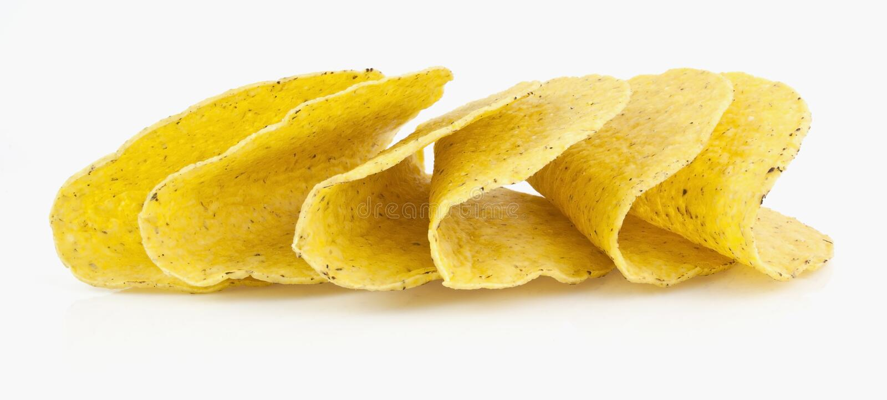 Tacoshells royalty-vrije stock foto