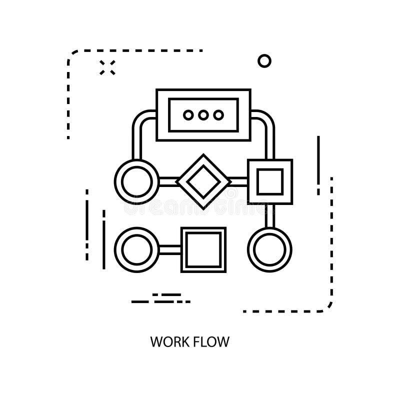 tactiek stock illustratie