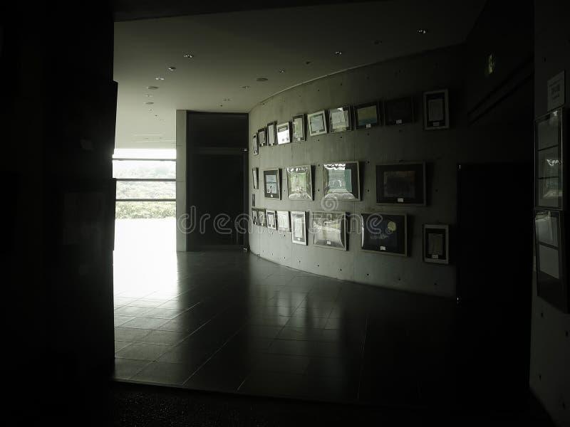 Tadao Andos Museum Stockbild