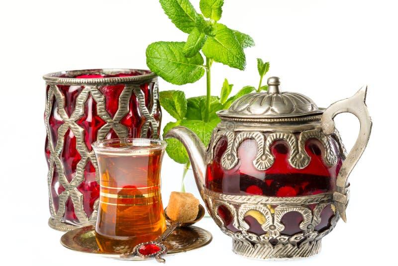 Tadelloser Tee lizenzfreie stockfotos