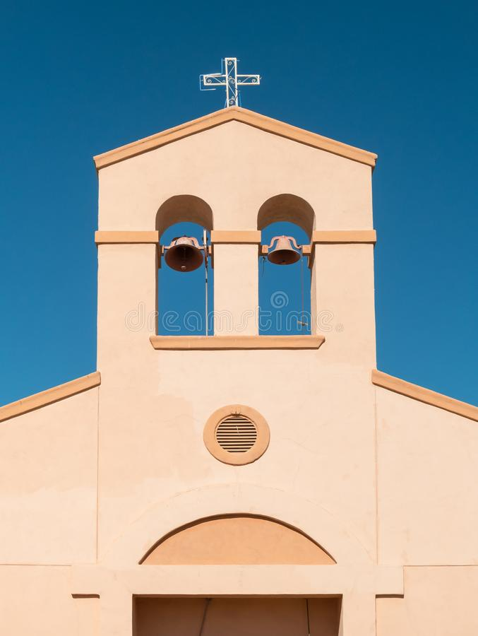 Tadelloses Herz von Mary Catholic Church stockbild