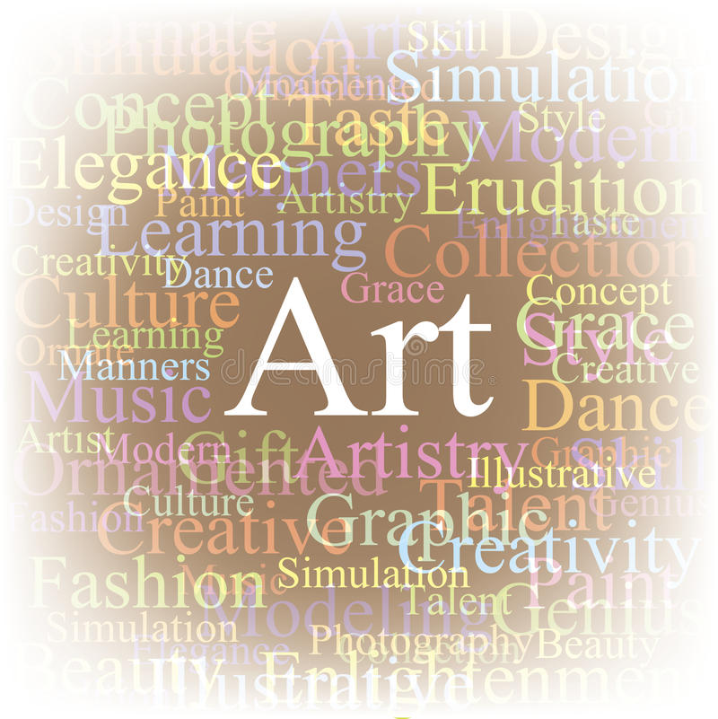 Download Tag cloud Art stock vector. Image of concept, abstraction - 24326467
