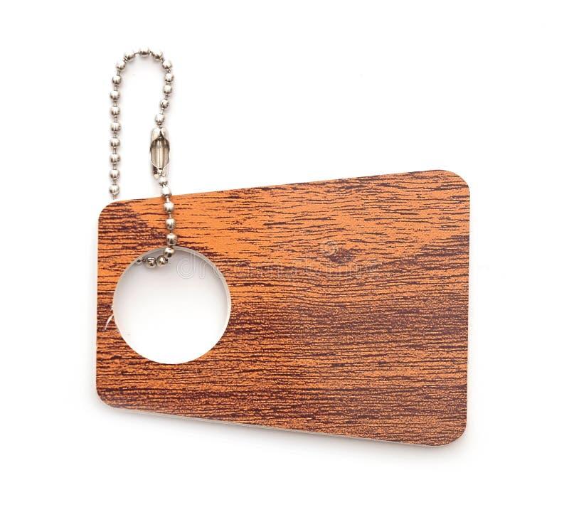 Download Tag de madeira foto de stock. Imagem de mensagem, vazio - 29835444